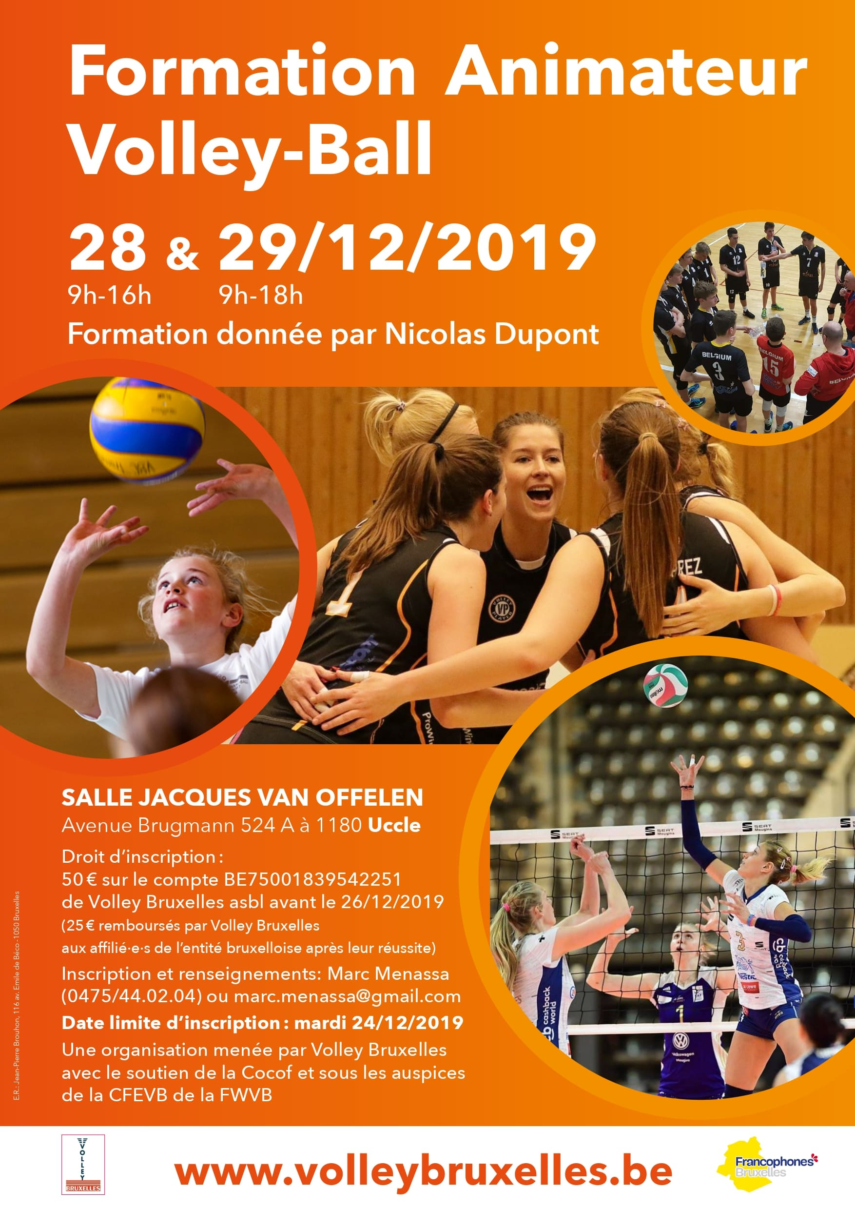Formation Animateur Volley Ball A3 v2